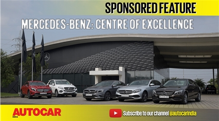 Sponsored feature: Mercedes Centre of Excellence video