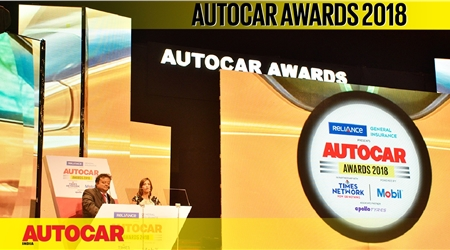 2018 Autocar Awards highlights video