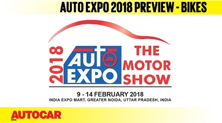 Auto Expo 2018 - 10 Bikes You Just Can't Miss