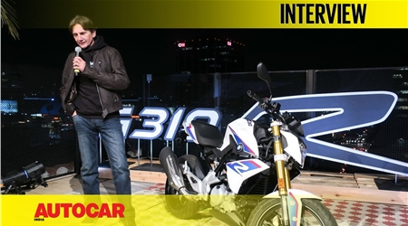 In conversation with Edgar Heinrich, Design Head at BMW Motorrad