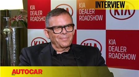 Video: Peter Schrayer, President and Design Head, Hyundai