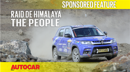 Sponsored feature: 2017 Maruti Suzuki Raid de Himalaya - The People