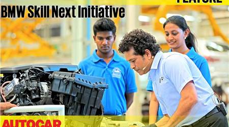 BMW Skill Next Initiative video