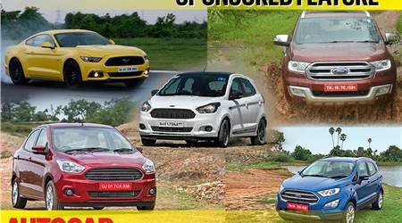 Sponsored feature: Fun to drive Fords video