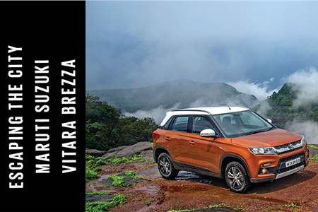Sponsored feature - Maruti Suzuki Vitara Brezza - The Getaway Car