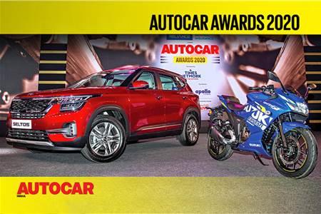Autocar Awards 2020 video