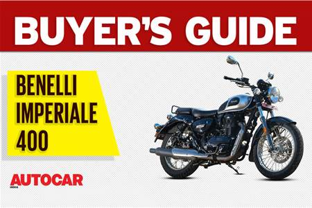 Benelli Imperiale 400 buyer's guide video