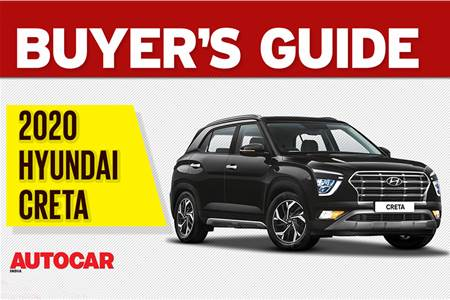 2020 Hyundai Creta buyer's guide video