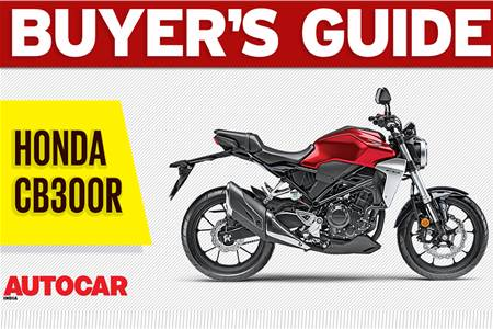 2019 Honda CB300R buyer's guide video