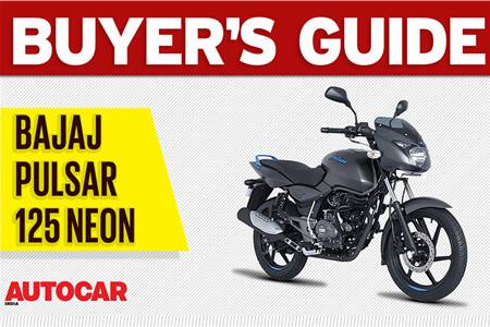 Bajaj Pulsar 125 Neon buyer's guide video