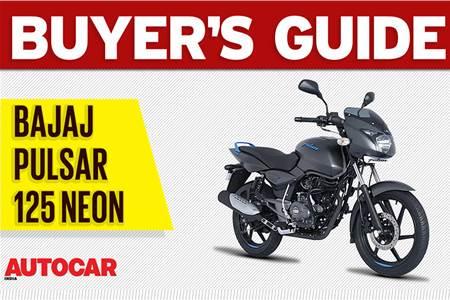 Bajaj Pulsar 125 Neon buyer's guide video