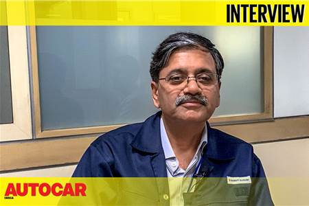 C V Raman, Senior Executive Director, Engineering, Maruti Suzuki video interview