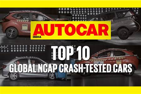 Video: 10 safest made-in-India cars as per Global NCAP