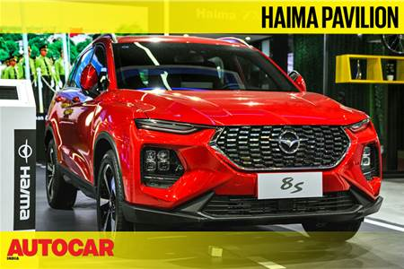 Haima 7X, 8S and Bird E1 first look video