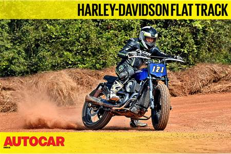 IBW 2019: Harley Davidson Flat Track feature video