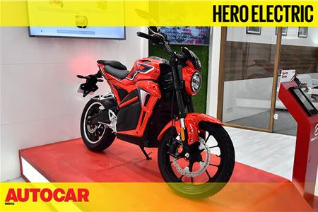 Hero Electric AE-47 first look video