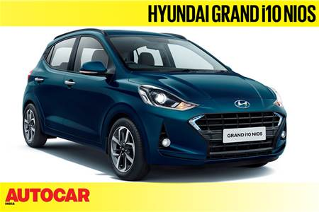 Hyundai Grand i10 Nios first look video