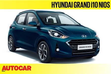 Hyundai Grand i10 Nios first look video