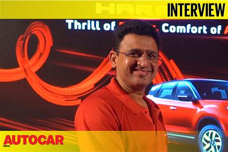 Vivek Srivatsa, Head of Marketing, Tata Motors interview video