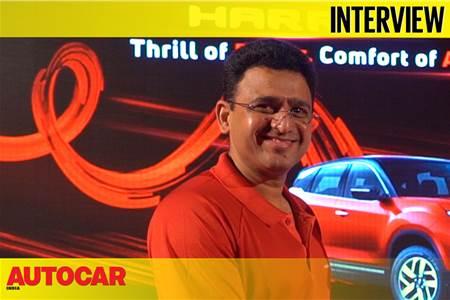 Vivek Srivatsa, Head of Marketing, Tata Motors interview video