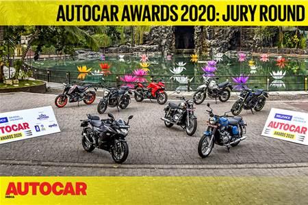 Autocar Awards 2020: Jury Round Bikes video