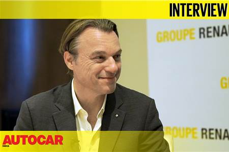 Laurens van den Acker, EVP, Corporate Design, Groupe Renault interview video