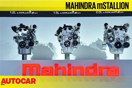 Mahindra mStallion turbo-petrol engines explained