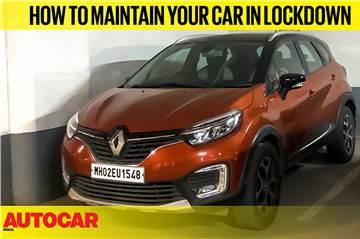 Lockdown car maintenance tips