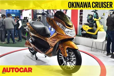 Okinawa Cruiser first look video