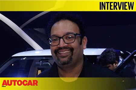 Pratap Bose, VP Global Design, Tata Motors interview