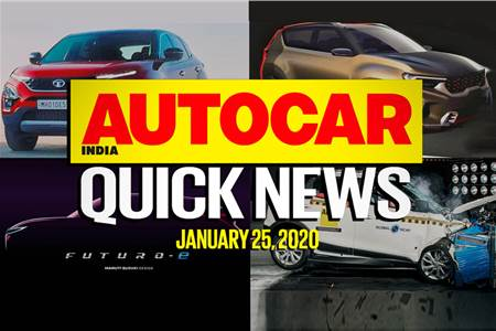 Quick News video: January 25, 2020