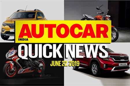 Quick News video: June 22, 2019