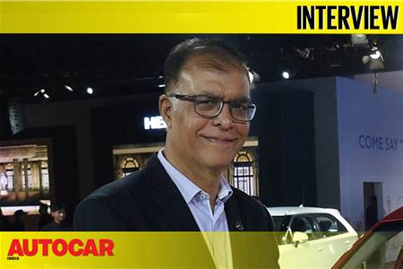 Rajeev Chaba, President & MD, MG Motor India interview
