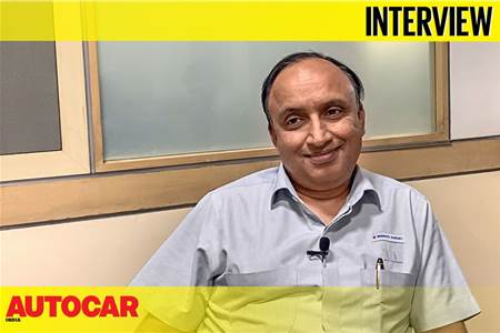 Shashank Srivastava, Executive Director, Maruti Suzuki video interview