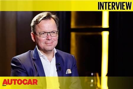 Steffen Knapp talks to us at Volkswagen T-Roc launch