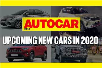 Upcoming new car launches in 2020 video
