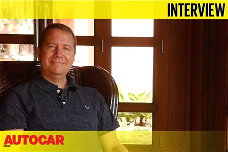 Charles Frump, Managing Director, Volvo Cars India interview video