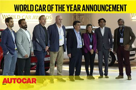 2020 World Car of the Year finalists announcement video