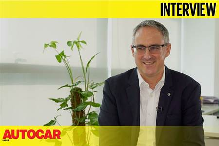 Zac Hollis - Director Sales, Service & Marketing, Skoda Auto India interview video