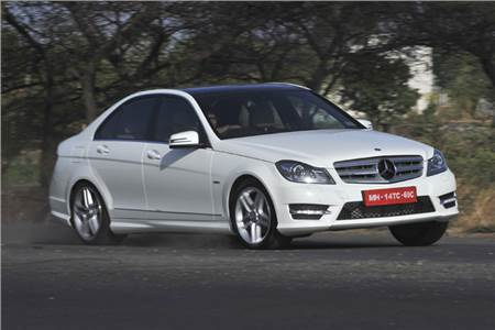Mercedes C250 CDI AMG video review
