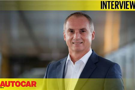 Fabrice Cambolive, SVP, Chairman of AMI-Pacific, Groupe Renault interview video