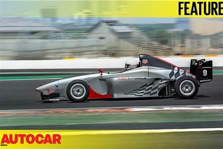 Dubai Autodrome drive experience video