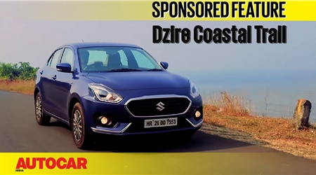 Sponsored feature: Coastal drive with Maruti Suzuki Dzire