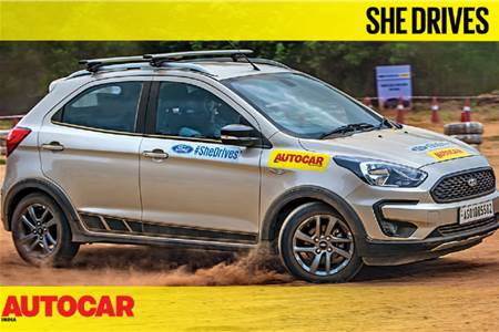 Ford #SheDrives - Guwahati feature video