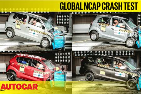 2019 Global NCAP Crash Test results video