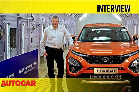 In conversation with Guenter Butschek, CEO and MD, Tata Motors video