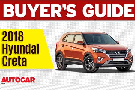 2018 Hyundai Creta buyer's guide video