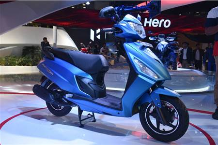 Hero at Auto Expo 2018 first look video