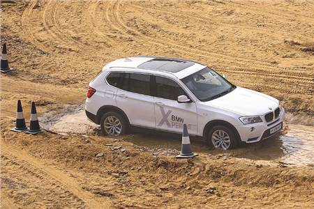 BMW Xperience Adventure event Part 2
