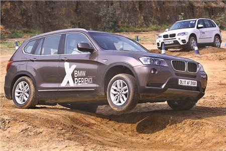 BMW Xperience Adventure event Part 1